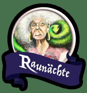 Raunaecht Logo V2 Perchta Transparent Bg