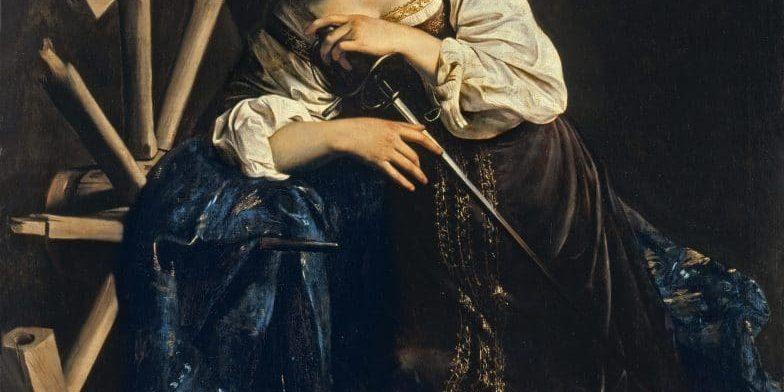 Michelangelo Caravaggio Katharina